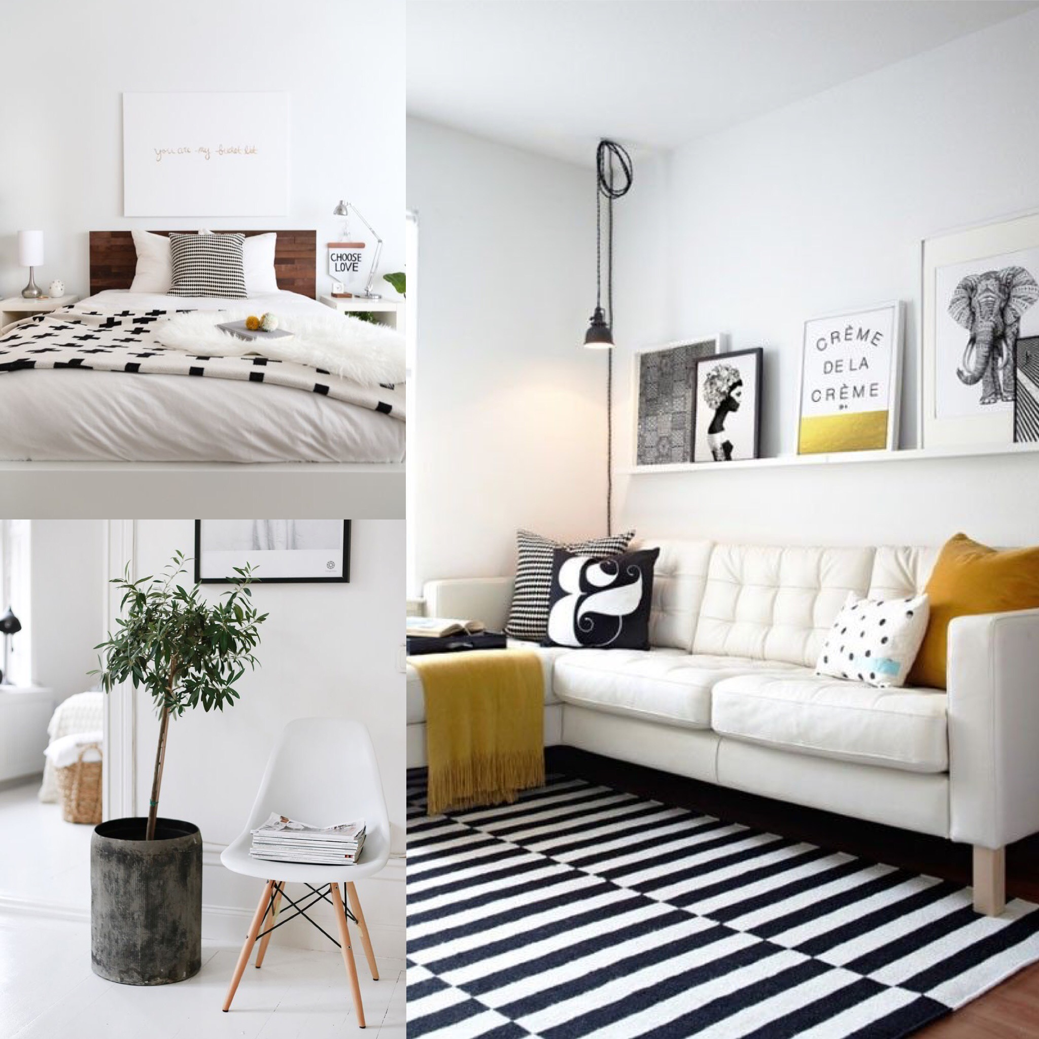 elementos para uma casa minimalista - minimallista