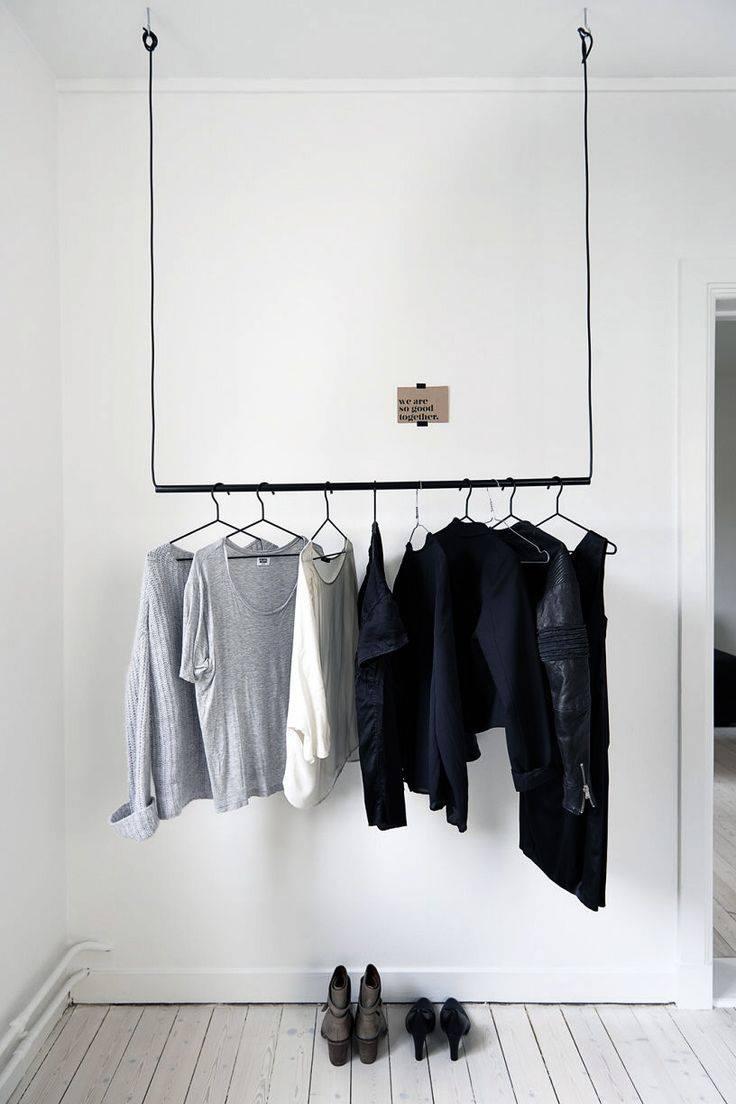 minimallista - guarda-roupa - organização 3