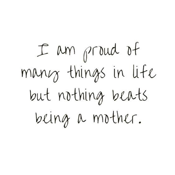 ser mãe - minimallista